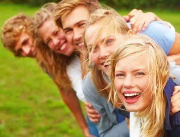 Репродуктивное поведение подростков